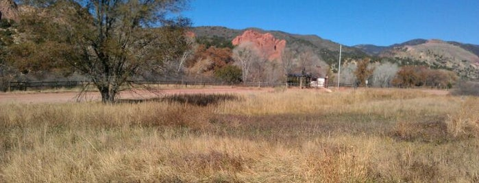 Rock Ledge Ranch is one of Museums.