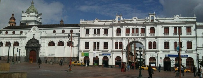 Plaza de Nariño is one of Fabio 님이 좋아한 장소.