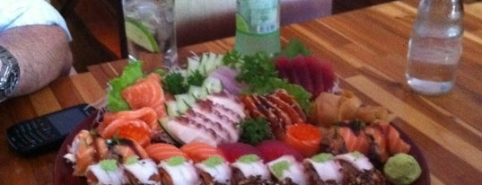 Sushi Papaia is one of Henri's TOP Japanese Food.