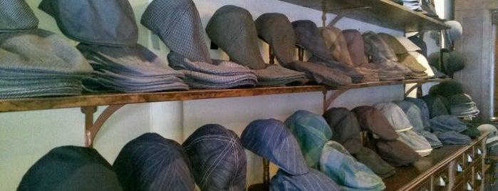 Goorin Bros. Hat Shop is one of Lieux qui ont plu à Ben.