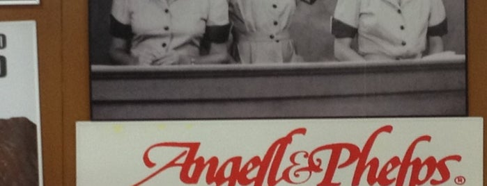 Angell & Phelps Chocolate Factory is one of USA Orlando.
