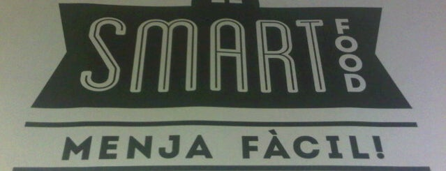 Smart Food (CBS Banc Sabadell) is one of Tempat yang Disukai XaviGasso.