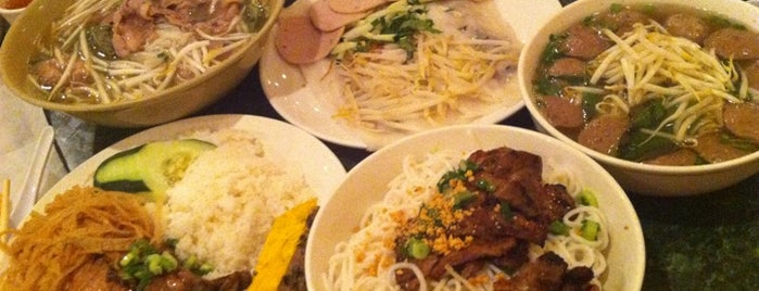 Nam Son Vietnamese Restaurant is one of Must eats.