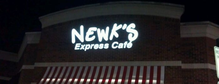 Newk's Eatery is one of Music.