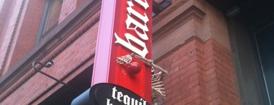 Barrio Tequila Bar is one of Mark's Saved Places.