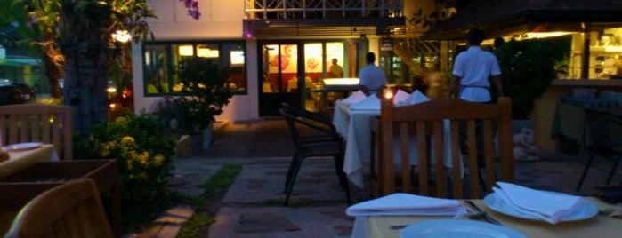โคโค่ฟิฟตี้วัน is one of Ichiro's reviewed restaurants.