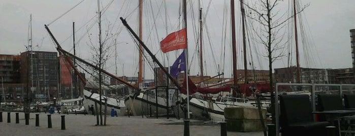 Haven IJburg is one of Amsterdam IJburg.