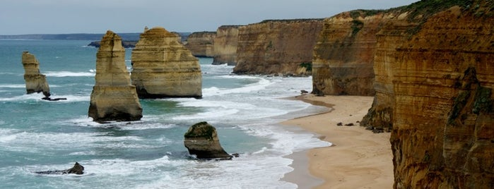 The Twelve Apostles is one of Australia and New Zealand.