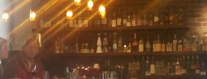 Oenotri is one of Top 100 Bay Area Bars (According to the SF Chron).