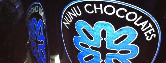 Nunu Chocolates is one of Dessert-To-Do List.