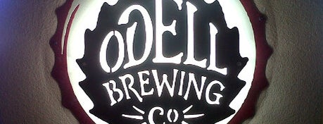 Odell Brewing Company is one of Best Breweries in the World.