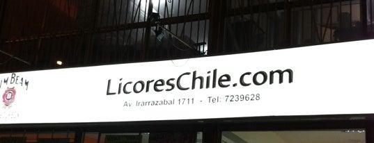 LicoresChile.com is one of Locais salvos de Ymodita.
