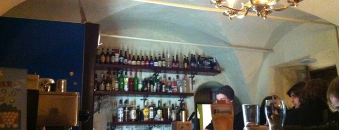 Koht/Moonshine bar is one of Tallin.