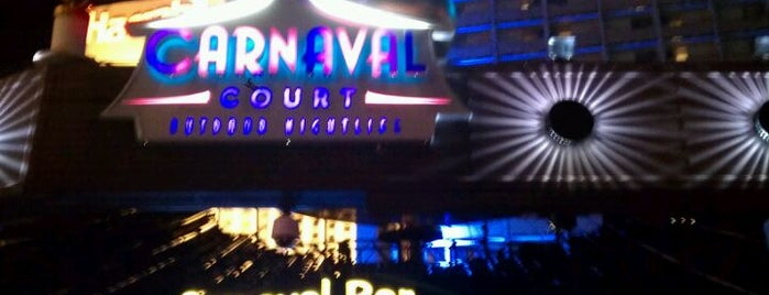 Carnaval Court Bar & Grill is one of Must Eat Places.