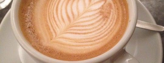 Fernandez & Wells is one of London's best coffee shops.