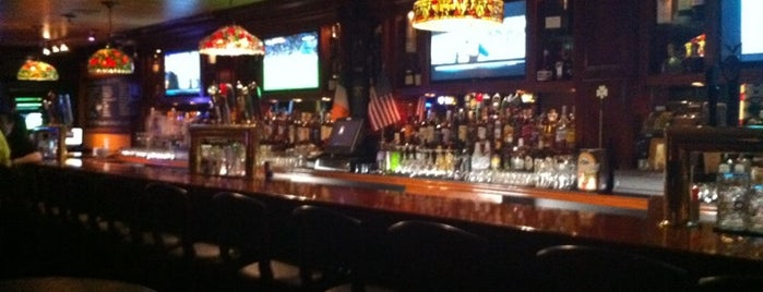 The Irish American Pub is one of United Miles Dining.