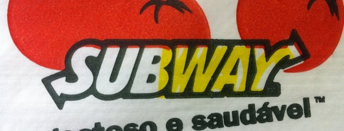 Subway is one of Locais curtidos por Ariane Kelly.