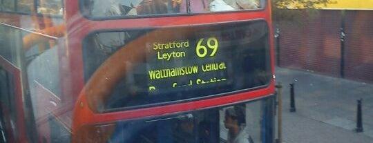 TfL Bus 69 is one of Locais curtidos por Paul.