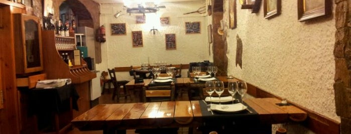 La Taberna de Lesseps is one of COCINA BONITA.