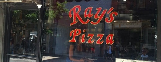 Ray's Pizza is one of NYC Pizza.