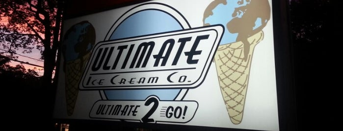 Ultimate Ice Cream Charlotte St. is one of Where to Eat in Asheville.
