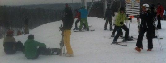 Žagarkalns | Snowpark is one of AtputasBazes.lv.