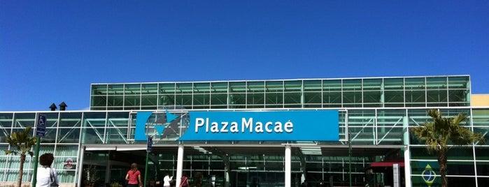 Shopping Plaza Macaé is one of Lugares favoritos de Ju.