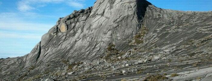 Mount Kinabalu is one of Malaysia Interest.