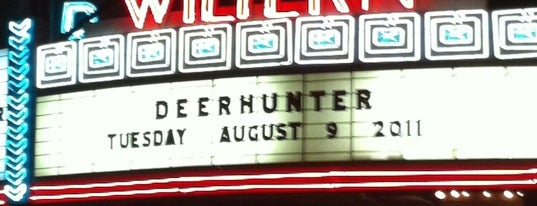 The Wiltern is one of Top Music Venues in LA.
