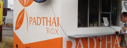 Pad Thai Box is one of สถานที่ที่บันทึกไว้ของ Andres.