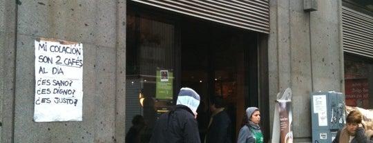 Starbucks is one of Café.