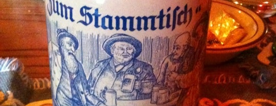 Zum Stammtisch is one of to try in queens.