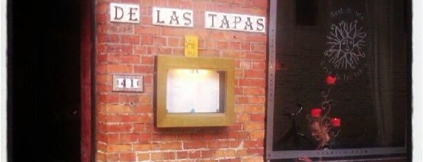 Casa de las Tapas is one of Restaurants Gent.