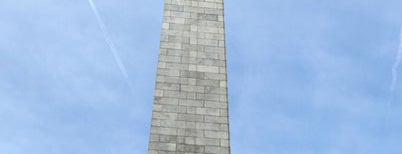 Bunker Hill Monument is one of Boston Freedom Trail Tour.