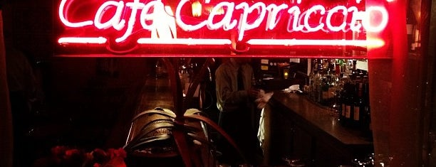 Cafe Capriccio is one of Michael's Saved Places.