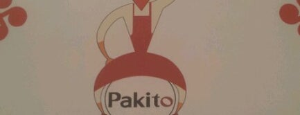 Pakito is one of Paris Eat.