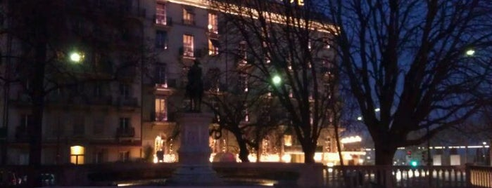 Hotel Beau-Rivage is one of Your local guide to Geneva.