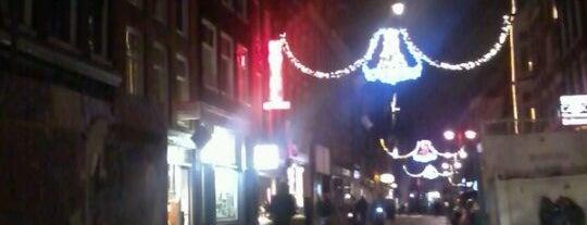 Café 'De Blauwe Druif' is one of Must-visit Bars in Amsterdam.