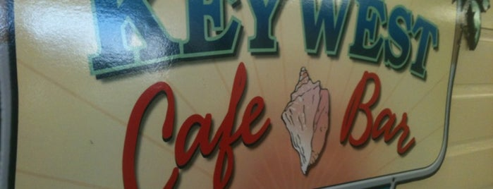 Key West Bar & Deli is one of Lugares guardados de DJ Wolf.