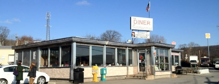 The Diner At Tannersville is one of Locais salvos de Lizzie.