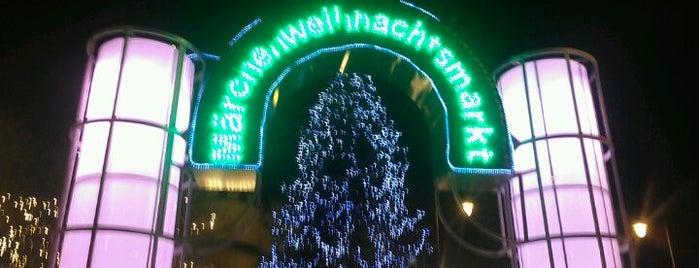 Märchen-Weihnachtsmarkt is one of Christmas in Cologne.
