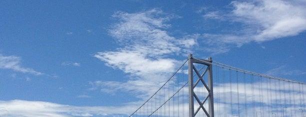 因島大橋 is one of 西瀬戸自動車道(しまなみ海道).