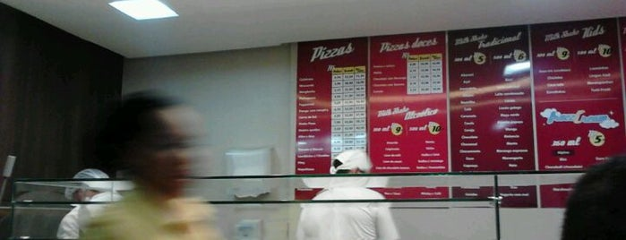 Shake Pizza is one of Restaurantes.