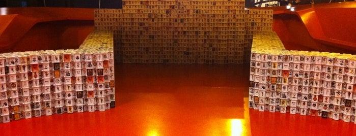 MACRO - Museo d'Arte Contemporanea Roma is one of #invasionidigitali 2013.