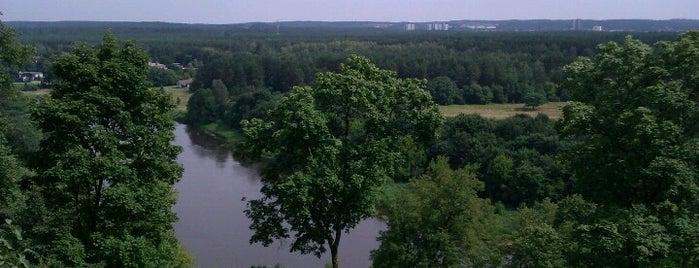 Verkių regioninis parkas | Verkiai Regional park is one of Eglės places.