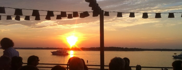 Sunset Beach is one of The 5 Best Summer Beach Bars.
