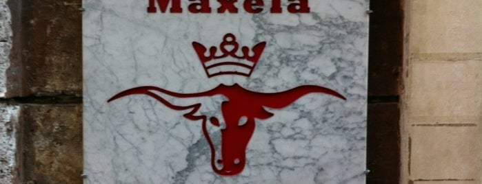 Maxelà is one of Roma Centro.