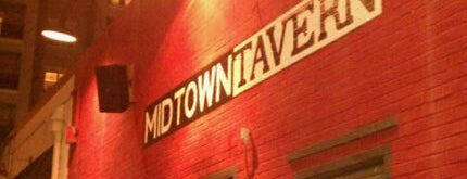 Midtown Tavern is one of Atlanta.
