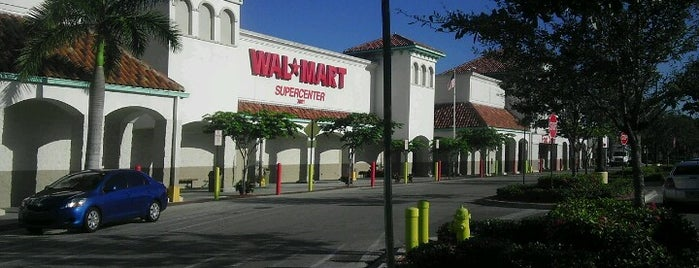 Walmart Supercenter is one of Florida.