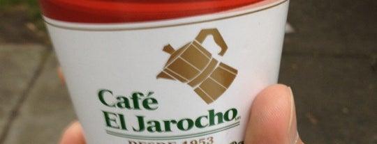 Café El Jarocho is one of Vecindario Coyoacan Centro.